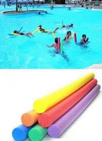 Flexibeams poolnoodles for Zwembad artikelen